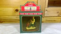 Vintage 1992 Coca Cola Town Square Collection Soda Jerk Christmas Ornament 64316
