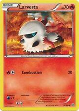 Larvesta x4  NM 16/98 Pokemon TCG XY Ancient Origins Common Fire