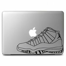 Air Retro 11 Basketball Shoes Decal Sticker for Apple Macbook Air & Macbook Pro