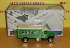 "Matchbox Collectibles YPP03 1932 MERCEDES-BENZ L5 ""BERLINER MORGENPOST"""