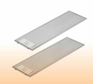 2x Metallfettfilter für AEG Electrolux 4055344149 Filter Dunstabzugshaube #00