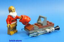 LEGO STAR WARS Figura (75097) c-po COMO Papá Noel con Star Wars Tobogán Trineo
