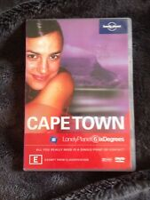 Capetown lonely planet dvd