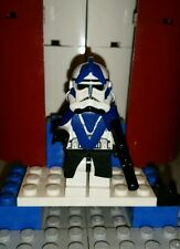 Lego Star Wars Custom Arc Commander Fives Phase 2 armor