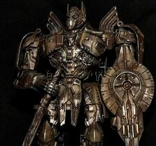 Transformers Custom Optimus Prime :The Last Knight Voyager ( Dead) By Artist D.M