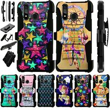 For Samsung Galaxy NOTE 10/NOTE 10 PLUS Holster Phone Case Cover Luxguard B2