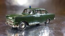** Brekina 20006 Opel Rekord PI Police Vehicle Dark Green 1:87 HO Scale