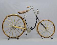 "Vintage Bicycle History 1892 Elliott Hickory-C  11 x 14""  Photo Print"