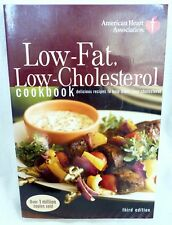 American Heart Association Low-Fat, Low-Cholesterol Cookbook : Delicious Recipes