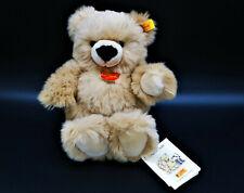 STEIFF Teddy MANSCHLI | Bär | 013416 | KFS mit Etikett | NEUWERTIG