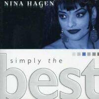 Nina Hagen Simply the best [CD]