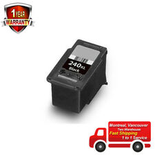 Black Ink for Canon PG-240XL MG2120 MG2220 MG3120 MG3122 MG3200 MG3220 MG3222