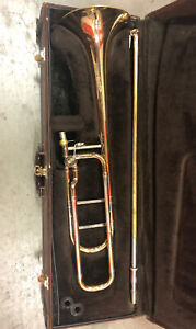Bach Stradivarius Trombone Model 36G (36BO with gold bell)