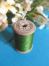 762B / Belle Coil Old DMC Thread Cotton Alsa N°40 Spring Green N° 905