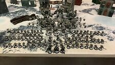 Warhammer 40k Huge Tau Army Lot High Quality Painted and Assembled