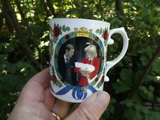 1984 Birth of Prince Harry of Wales Caverswall China Mug Fully Stamped