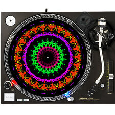 Portable Products Dj Turntable Slipmat 12 inch - Angel Frogs