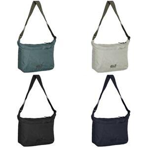 Jack Wolfskin Valparaiso Bag Unisex Umhängetasche verschiedene Farben Handtasche