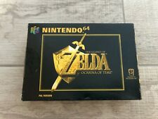 Nintendo 64 N64 The Legend Of Zelda Ocarina Of Time Complete Excellent Condition