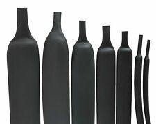 1m Schrumpfschlauch 2:1 schwarz von 1mm bis 100mm DM Größe bitte wählen