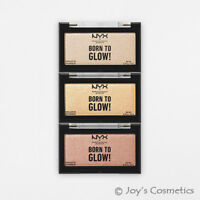 "1 NYX Born to Glow Highlighter Singles ""Pick Your 1 Color"" *Joy's cosmetics*"