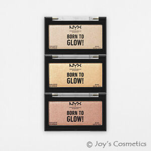 """1 NYX Born to Glow Highlighter Singles """"Pick Your 1 Color"""" *Joy's cosmetics*"""