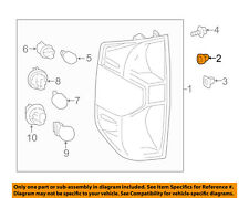 TOYOTA OEM Taillight Tail Light-Rear-Combo Lamp Assembly Guide 814960E020