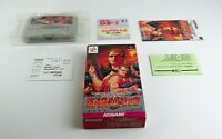 [ CIB ] Contra Spirits III NTSC J Japan Nintendo Super Famicom SFC Alien Wars