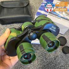 USA 8x40 Zoom Day Night Vision Outdoor Travel HD Binoculars Hunting Telescope