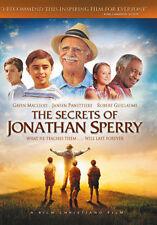 DVD:THE SECRETS OF JONATHAN SPERRY - NEW Region 2 UK