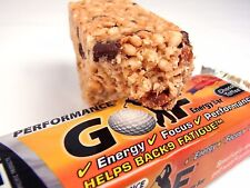 SSP Golf Energy Bars 24 x 90g Chocolate & Toffee 100% Guaranteed Great Taste
