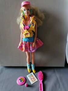 Poupée Barbie Californie année 80 Mattel
