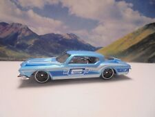 71 BUICK RIVIERA  2015 Hot Wheels Performance Series  Baby Blue  (K-MART)