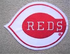 "Cincinnati Reds Baseball Cloth Patch 9"""