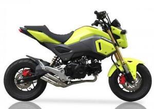 IXIL Hyperlow Full Exhaust System Honda MSX / Grom 125 2013-2020 XH6315V