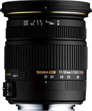 Sigma EX 17-50mm f/2.8 HSM DC OS Lens for Nikon