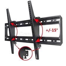 """Extra Large Tilt TV Wall Mount 60"""" 65 68 70 75 78 80 85"""" LED LCD Plasma HDTV w0v"""