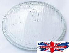 """Nuevo Royal Enfield Bala Moto 7"""" Pulgadas Faros de vidrio @UK"""