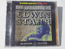 "EDWIN STARR ""THE VERY BEST OF STARR"" SPANISH CD FROM ""THE MOTOWN COLLECTION"""