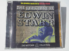 """EDWIN STARR """"THE VERY BEST OF STARR"""" SPANISH CD FROM """"THE MOTOWN COLLECTION"""""""