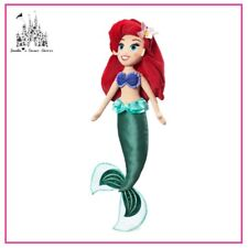 DISNEY THE LITTLE MERMAID PRINCESS ARIEL LARGE PLUSH TOY DOLL BRAND NEW WITH TAG