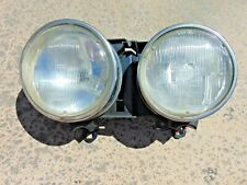 95-97 Jaguar XJR XJ6 XJ12 Headlight Assembly Lamp LH Drivers Tested