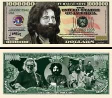 OUR JERRY GARCIA DOLLAR BILL (2 Bills)