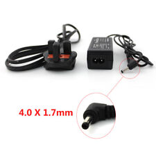 19V 2.05A 40W FOR HP COMPAQ MINI 210 1000  1100  4.0*1.7mm CHARGER + CABLE