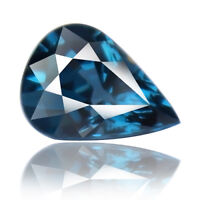 Flawless Look Spinel 1.12ct deep indicolite blue color 100% natural earth mined