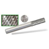 Carbide Burr 1//4 x 3//8 x 3//4 x 6 3//4 Cylindrical Double Cut SA-3L6D