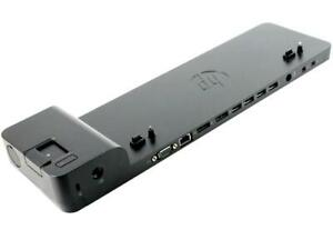 HP 2013 Ultra Slim Docking Station Used - fully working condition