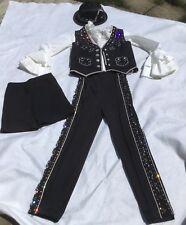 Lil Louky Designs Original Pageant Outfit Of Choice 5 Piece Jazz Ritz Glitz