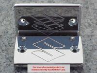 Suzuki Intruder 1400 1500 Boulevard S83 C90 CHROME ENGRAVED FLUID CAPS