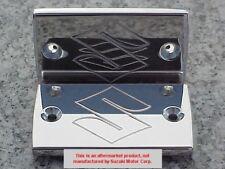 Suzuki Intruder 1400 1500 Boulevard S83 C90 CHROME FLUID CAPS
